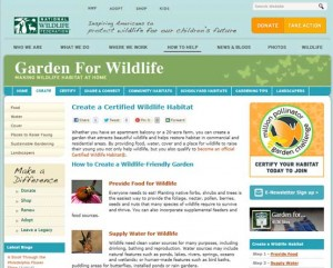 National Wildlife Federation-Garden For Wildlife